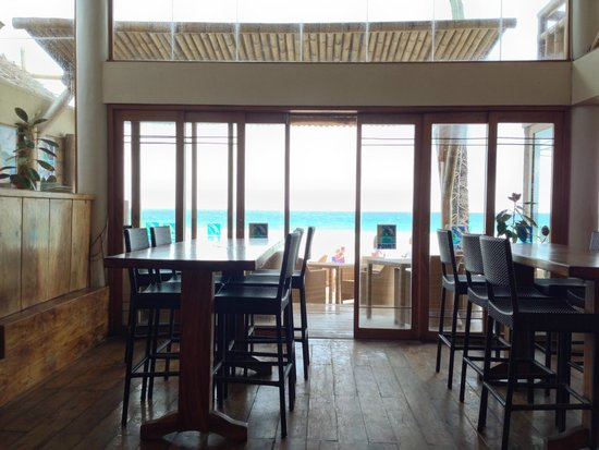 Boracay Beach Club : Dining