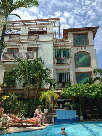 Boracay Beach Club : Hotel