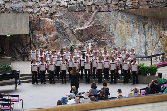 Iglesia de Piedra: The free concert