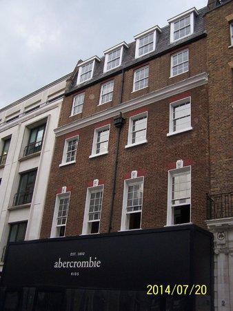 3 Savile Row: It Made History!