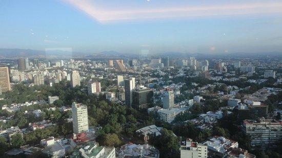 Hyatt Regency Mexico City: vista desde mi ventana