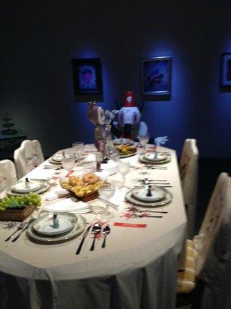Museum of Contemporary Arts, Taipei : Gary Baseman exhibit