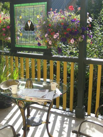 Albion Manor Bed and Breakfast : Queens Terrace