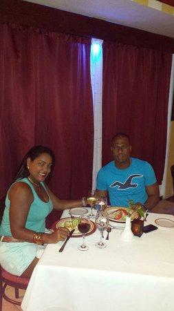BelleVue Dominican Bay: en el italiano