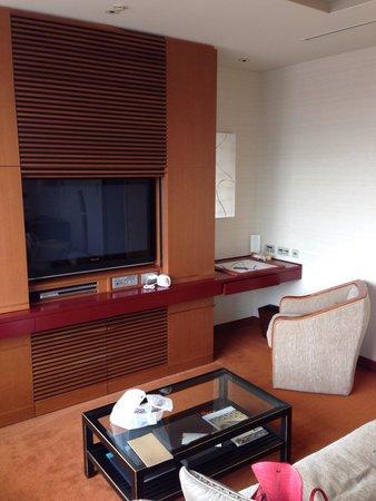 The Peninsula Tokyo: Nice room