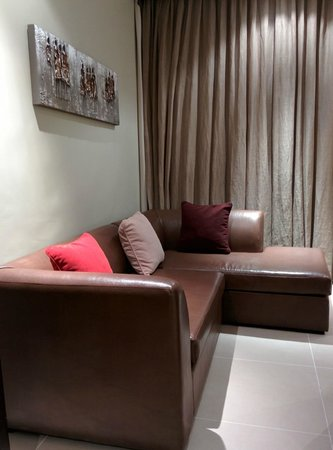 Protea Hotel by Marriott Transit: Room Furnishing