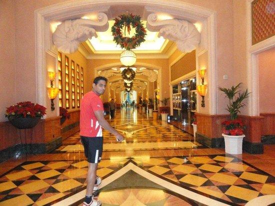 Atlantis, The Palm: Inside the hotel