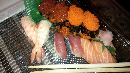 Ginza Sushi & Teppanyaki