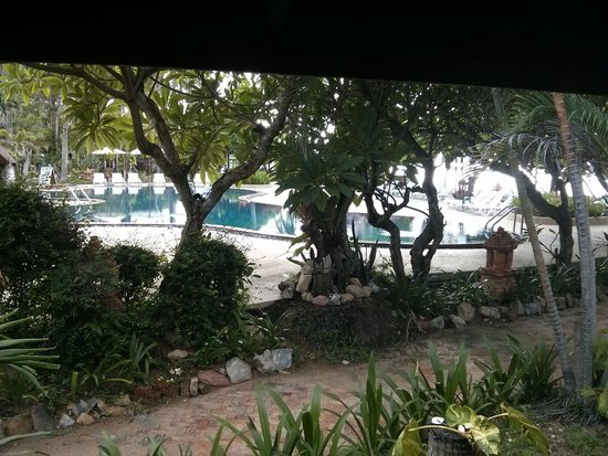 Chaweng Buri Resort: View from Porch