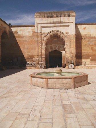 Saruhan Exhibition and Culture Center: Saruhan Caravanserai Courtyard