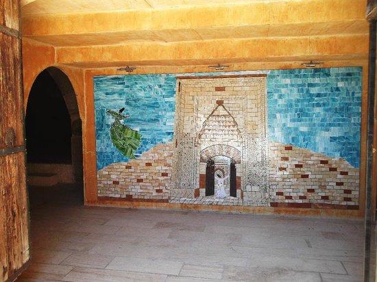 Saruhan Exhibition and Culture Center: Saruhan Caravanserai