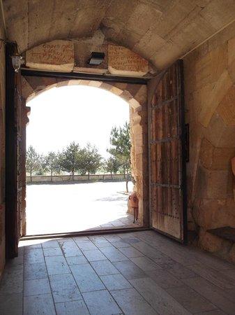 Saruhan Exhibition and Culture Center: Saruhan Caravanserai Entrance