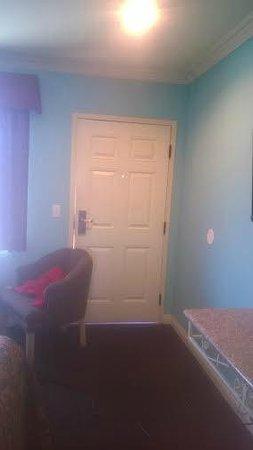 Starlight Inn Van Nuys: Entrance.