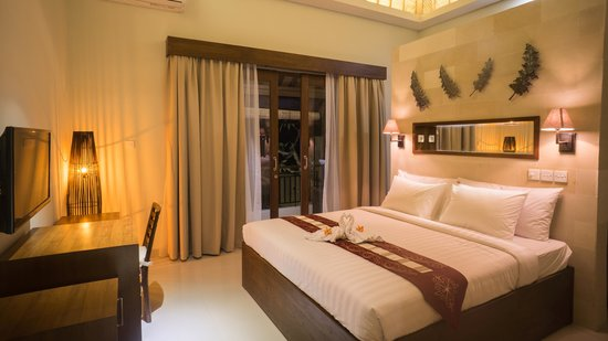The Kumpi Villas: room