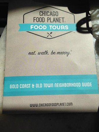 Chicago Food Planet Food Tour - Gold Coast & Old Town