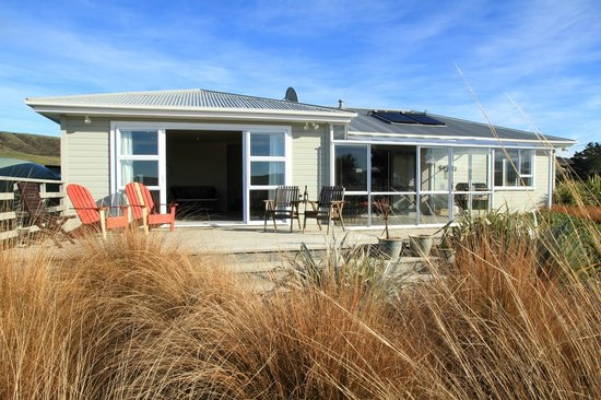 Waikava Harbour View Lodge - Catlins