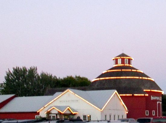 The Round Barn Theatre at Amish Acres, Nappanee, IN