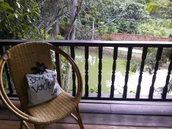 Ban Sainai Resort: all rooms have a balcony