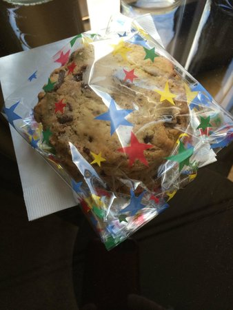 """The Langham, Chicago: The """"cookies"""" of the Cookies and Milk Promotion"""
