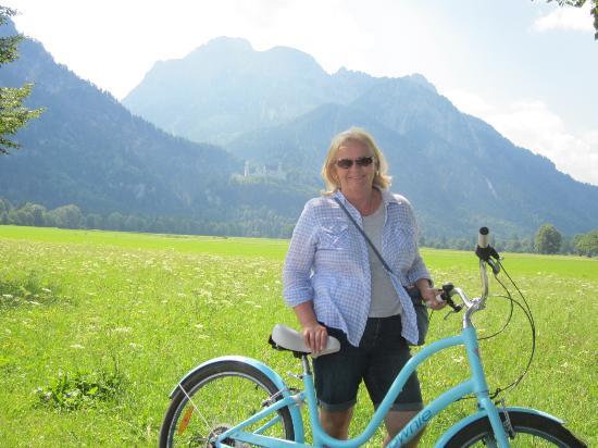 Mike's Bike Tours : Photo op!