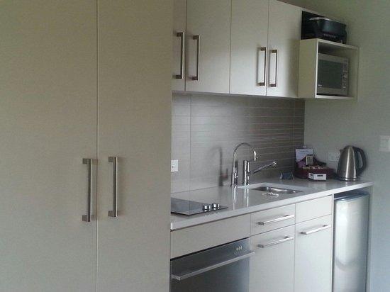 The St James: Kitchen
