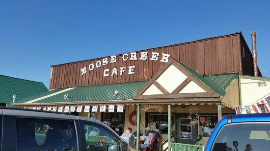 Moose Creek Cafe: Moose Creek. Walden, CO.
