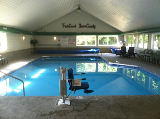 Parkwood Lodge: Pool