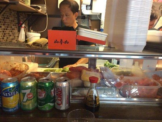 Yamato Sushi: Concentrazione