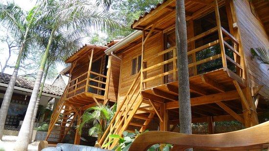 The Beach Bungalows Bed Breakfast Beautiful Teak Wood