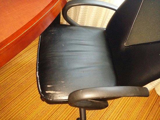 Residence Inn Boston Tewksbury/Andover: Old chair