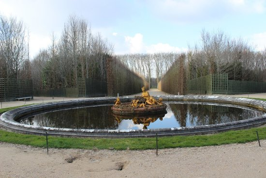 Grand Canal: Fuente de Flora