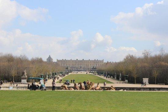 Grand Canal: Versalles desde el Gran Canal