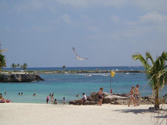 Grand Sirenis Riviera Maya Resort & Spa : Playa