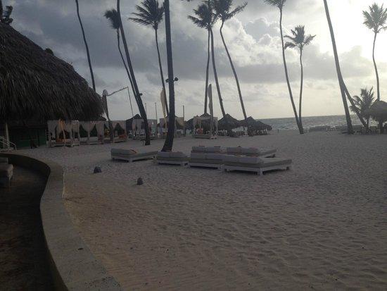 Paradisus Palma Real Golf & Spa Resort: Gabi Beach Area