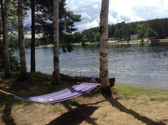 Algonquin Lakeside Inn : The View