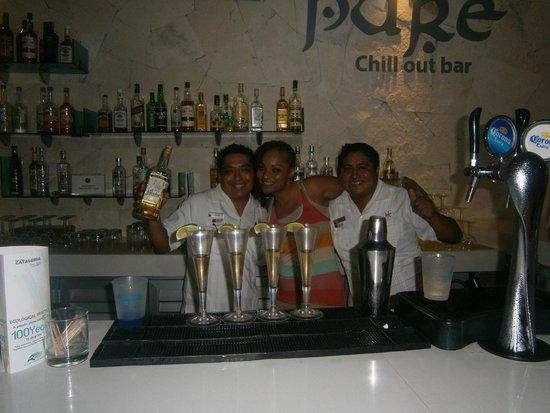 Catalonia Riviera Maya: Josue and friend were the best!