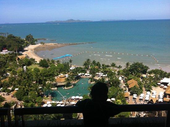 Centara Grand Mirage Beach Resort Pattaya: 10th floor