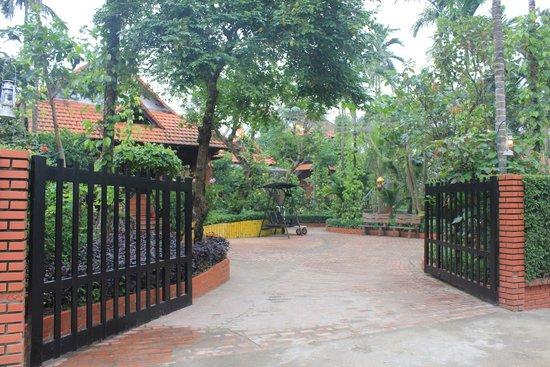 Betel Garden Villas: khung canh