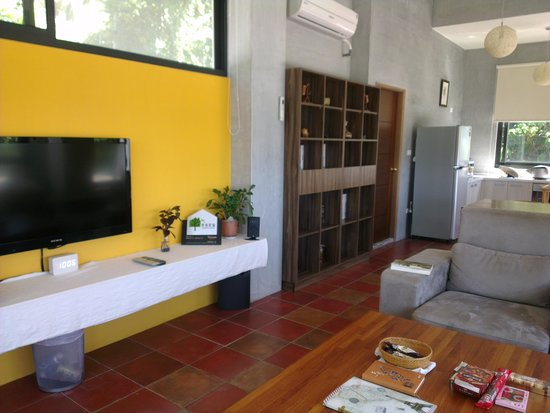 David SamStrong Villa: 放輕鬆的客廳