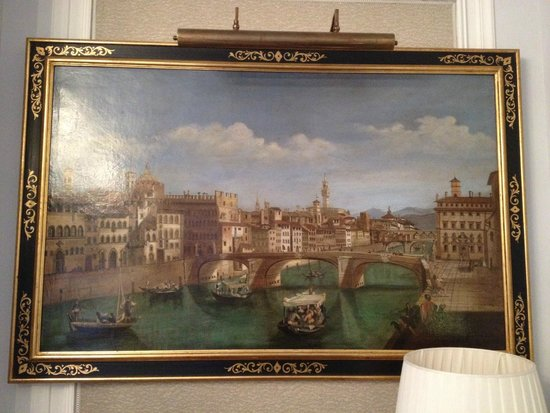 The St. Regis Florence: Painting in room