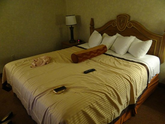 Excalibur Hotel & Casino: Quarto