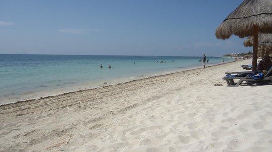 Ocean Coral & Turquesa : Sur la plage. Sous mon parasol...