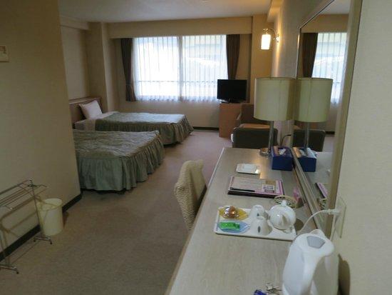 Hotel Luna Park: 客室の様子