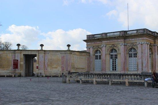 Les Trianons et le Hameau : Entrada al Grand Trianon