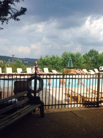 Village At Indian Point : Outdoor pool