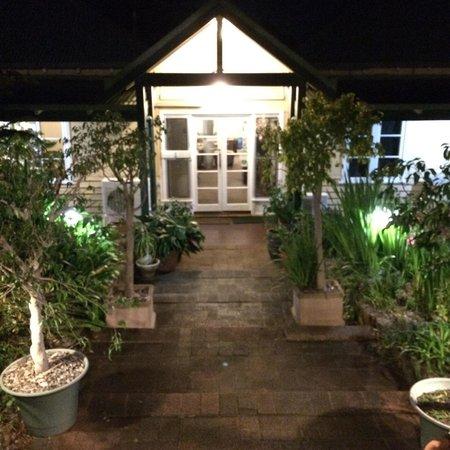Margaret River Guest House: Entrance