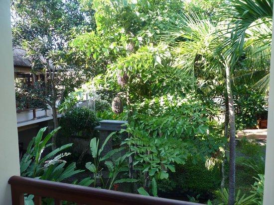 Kori Ubud Resort & Spa: View from room