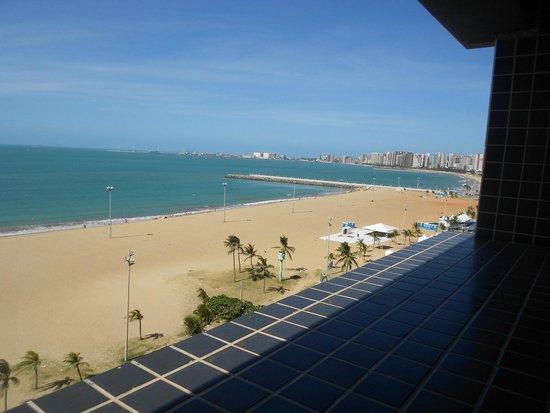 Holiday Inn Fortaleza: Vista do quarto