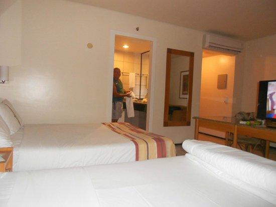 Holiday Inn Fortaleza: Quarto