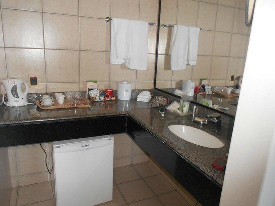 Holiday Inn Fortaleza: Banheiro